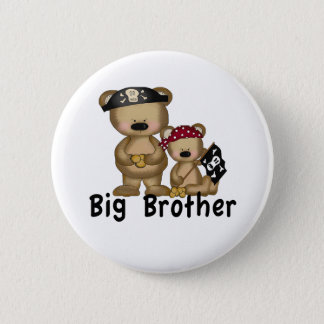 Pirate Big Brother Button