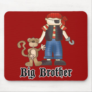 Pirate Big Brother Mouse Pad