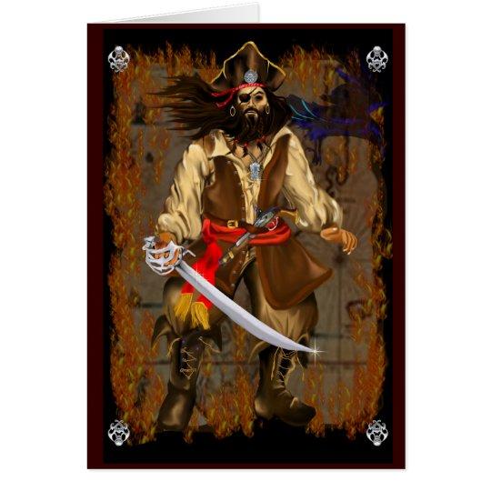 Pirate-Big n Bad Card