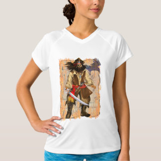 Pirate-Big n Bad with background Shirt