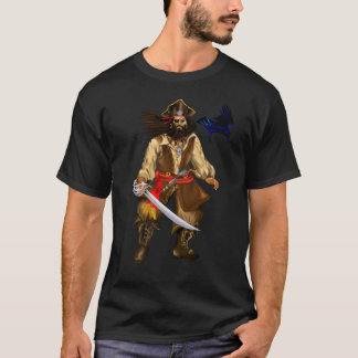 *Pirate-Big y malo Playera