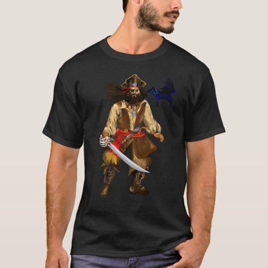 *Pirate-Big y malo Playera