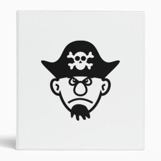 Pirate 3 Ring Binder