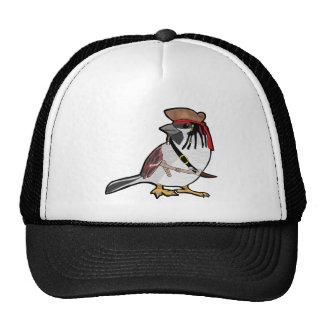 Pirate Bird - Color Trucker Hat