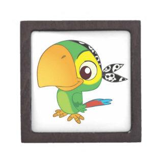 Pirate Bird Gift Box Premium Gift Box