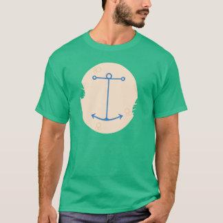 Pirate Bird Tattoo for Men T-Shirt