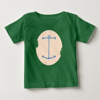 Pirate Bird Tattoo Kids T Baby T-Shirt