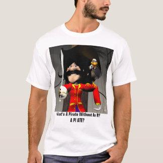 Pirate Birthday Cartoon T-Shirt