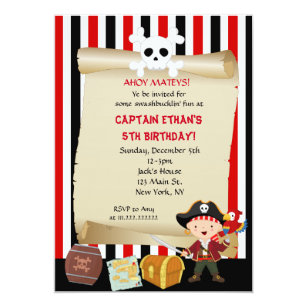 60 off pirate birthday invitations shop now to save zazzle pirate birthday party invitations filmwisefo
