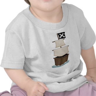Pirate Birthday Party T Shirt