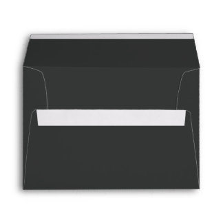 Pirate Black Envelopes