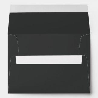Pirate Black Envelope