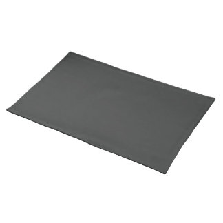 Pirate Black Placemat