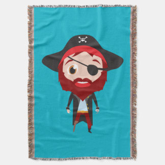 Pirate blanket