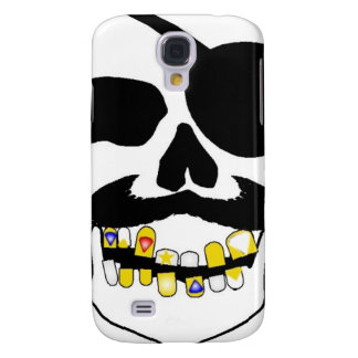 Pirate Bling Samsung Galaxy S4 Case