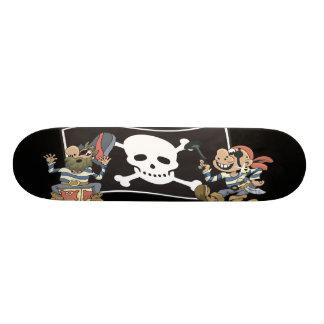 Pirate Blokes Skateboard