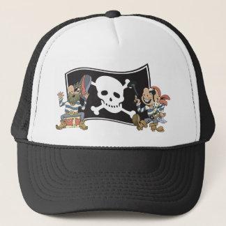 Pirate Blokes Trucker Hat