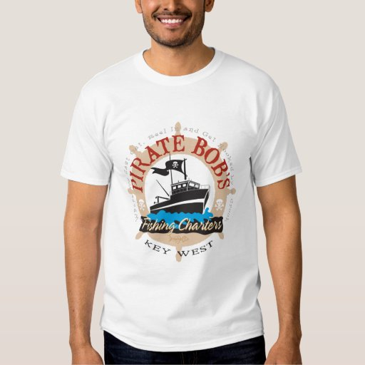 Pirate Bob T-Shirt