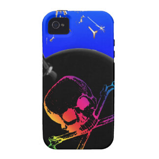 pirate bomb Case-Mate iPhone 4 cases