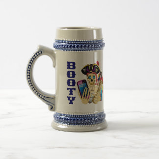 Pirate Booty Call IMPORTANT Read About Design Beer Stein