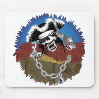 Pirate Booty Mouse Pad