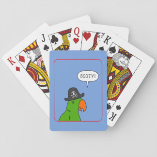 Pirate Booty Playing Cards