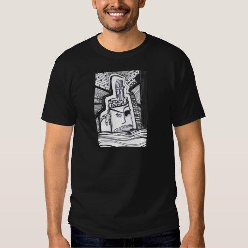 Pirate Bottle T-shirt