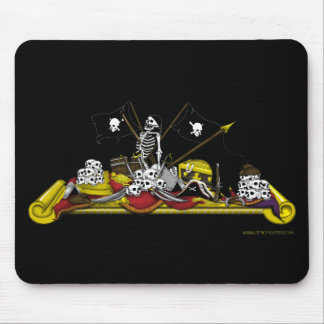 Pirate Bounty Mouse Pad