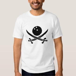 Pirate Bowling T-shirts