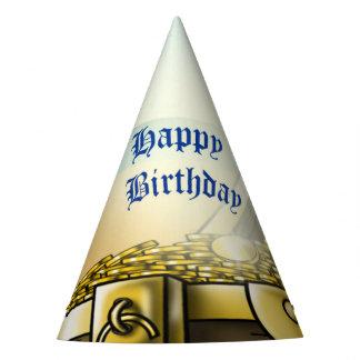 Pirate Boy Birthday Party Hat