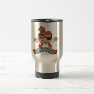Pirate Boy Travel Mug