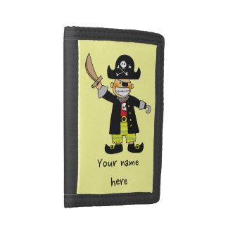 pirate boy wallets