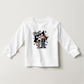 Pirate Boy With Monkey Tshirts and Gifts