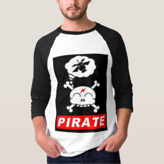 pirate broadcaster T-Shirt