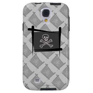 Pirate Brush Flag Galaxy S4 Case
