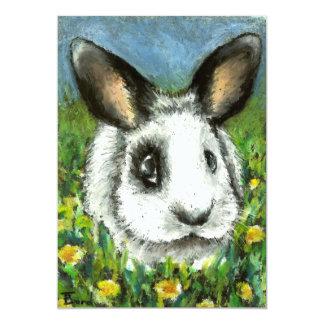 Pirate bunny card