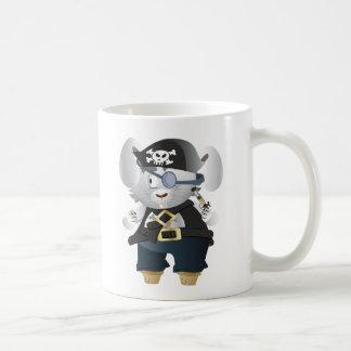 Pirate Bunny Coffee Mug