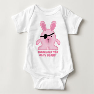 Pirate Bunny Infant Creeper
