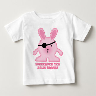 Pirate Bunny Infant Shirt