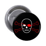 pirate buttons