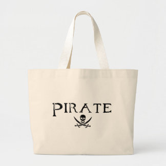 Pirate Canvas Bags