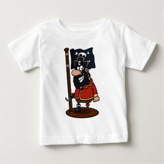 Pirate Captain Baby Tee