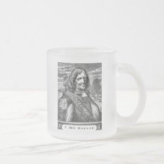 Pirate Captain Morgan Frosted Mug