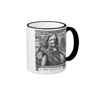 Pirate Captain Morgan Ringer Mug
