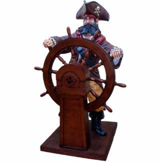 Pirate Captain Pin Cutout