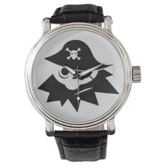 Pirate Captain Reloj
