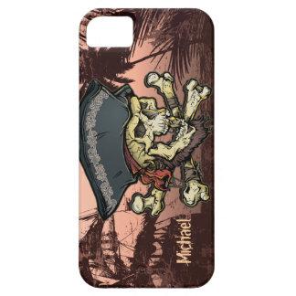 Pirate Captain Skull iPhone 5 Cases
