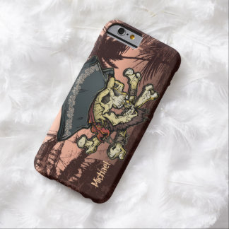 Pirate Captain Skull Barely There iPhone 6 Case