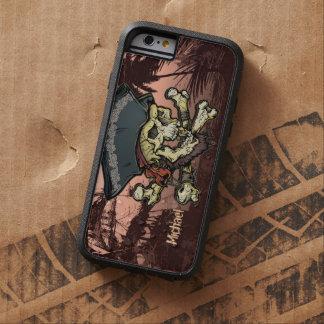Pirate Captain Skull Tough Xtreme iPhone 6 Case