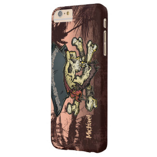 Pirate Captain Skull Barely There iPhone 6 Plus Case